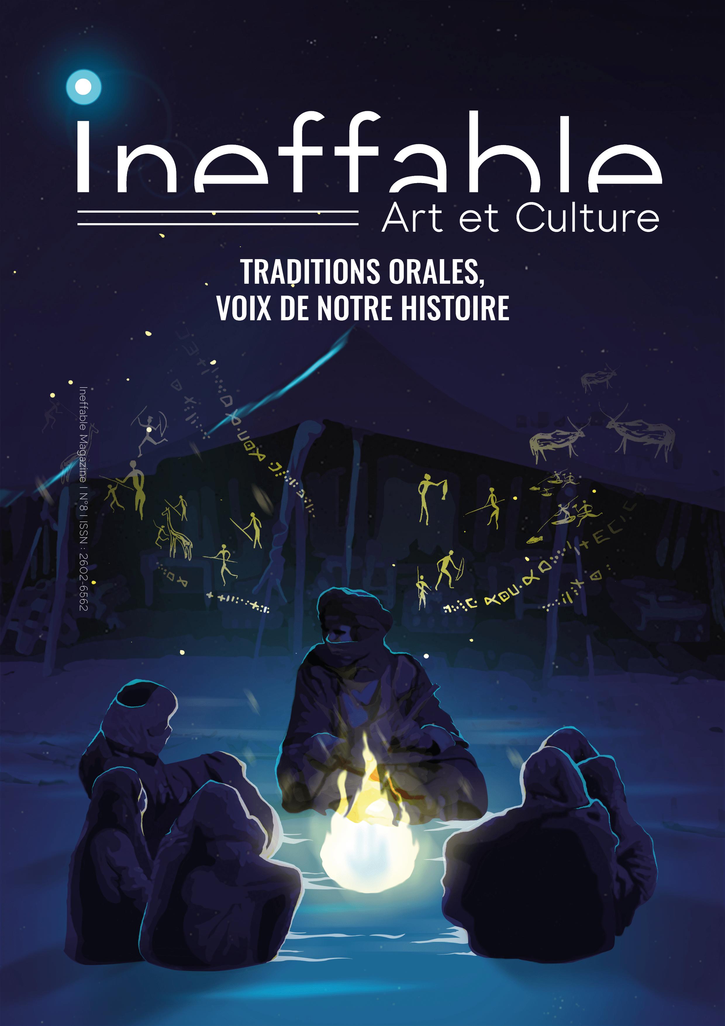 Ineffable Magazine n°8