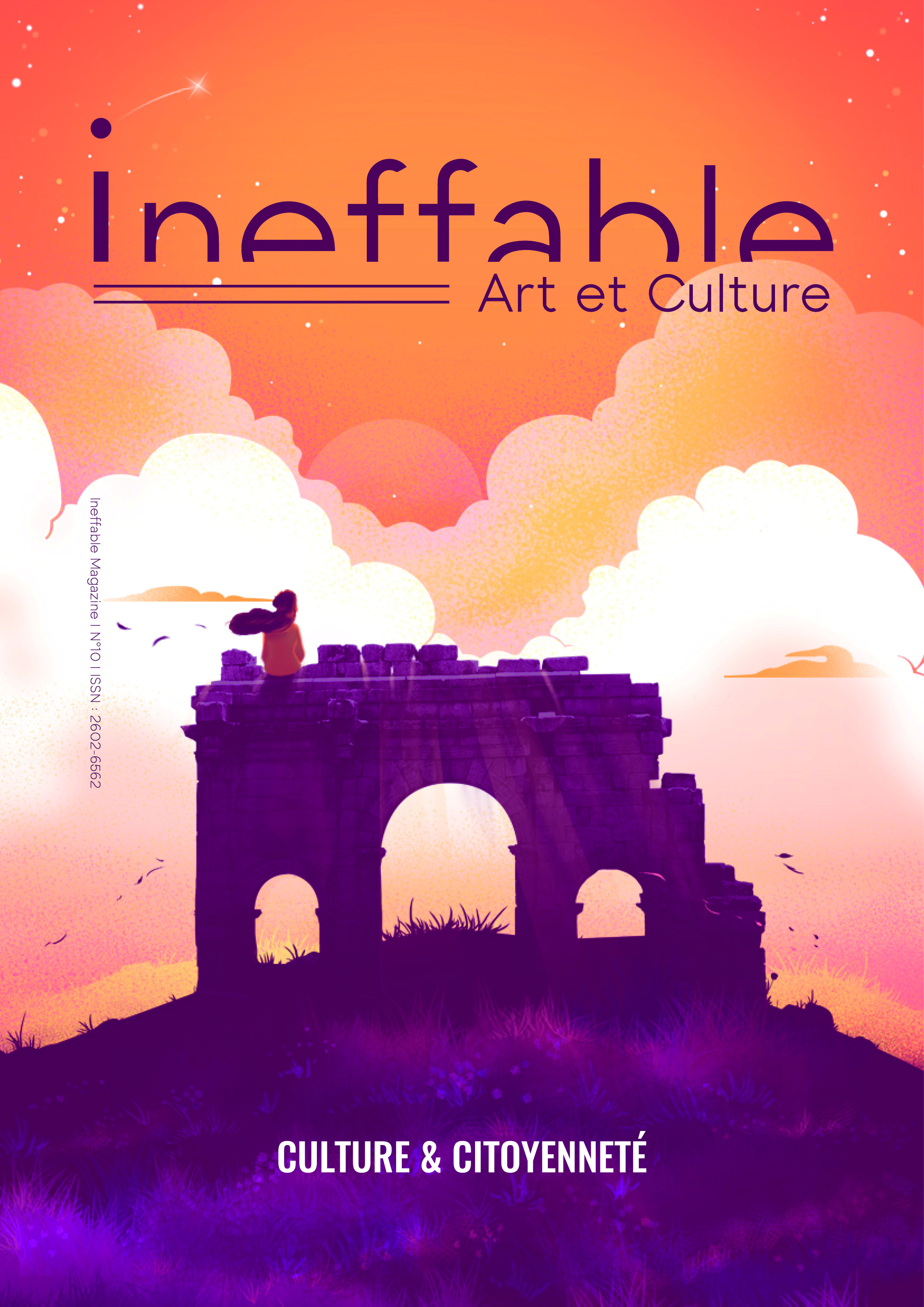 Ineffable magazine 1a0